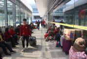 春运首日肇庆市公路铁路客流平稳