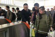 肇庆火车站客运员孟庆瑞 服务春运二十九载 勤劳工作不停歇