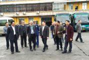 肇庆市副市长到肇庆总站检查春节前安全生产工作