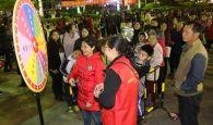 高新区总工会举办灯谜游园活动