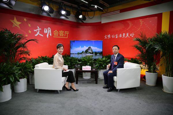 """全国人大代表、广东省喜运28市市长范中杰:把文明创建作为城市发展提升的""""牛鼻子"""""""