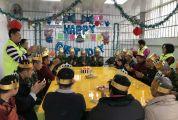 肇庆复退军人医院为住院优抚对象举办集体生日