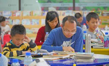 肇慶市少兒閱讀漸入佳境 文學類書籍最受歡迎