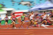 2019年全国田径大奖赛(肇庆站)开赛