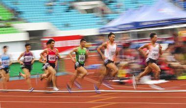 2019年全國田徑大獎賽(肇慶站)開賽