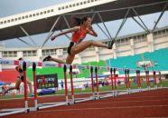 APP自助领取彩金38籍选手莫家蝶400米栏折桂