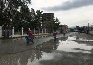 端州部分城乡结合部道路破损严重