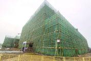 肇庆高新区创科园部分主体工程陆续完成 打造研发中试生产于一体现代化科学园