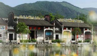 罗源镇铁坑村成功入选省第一批乡村旅游