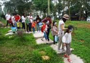 200多市民参与世界地球日宣传活动