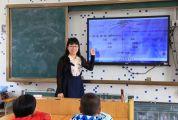 广宁县北市镇中心小学胡水珍创新教学法 差班变最好