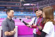 以赛代练全力备战东京奥运会——访体操奥运冠军杨威