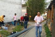 广宁县人民医院职工曾庆健 九载义务为困难群众修水电