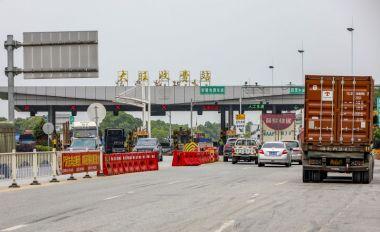白菜送38彩金高新区缓解二广高速大旺出口拥堵问题