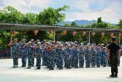 集結號吹響了 西江日報軍事夏令營火熱報名中