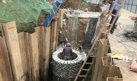 鼎湖區完善城市污水管網建設