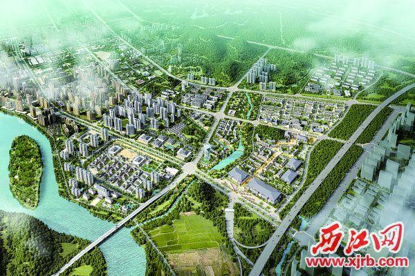 广东玉文化产业创意园项目效果图。