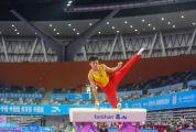 国际体联体操世界杯挑战赛打响 中国10名选手全部晋级决赛
