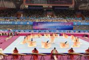 国际体联体操世界杯挑战赛举行开赛仪式