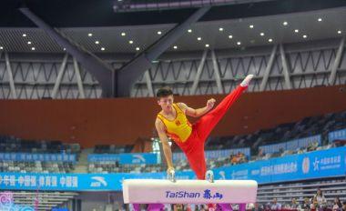 國際體聯體操世界杯挑戰賽打響