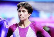 """""""传奇体操女星""""丘索维金娜分享获奖喜悦 为实现第八次奥运之旅拼尽全力"""