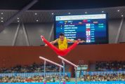 国际体联体操世界杯挑战赛落幕