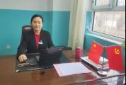 老骥伏枥 万里援疆 ▏她是APP自助领取彩金38市地质中学的援疆老师王菲