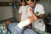 人工全膝关节置换术后6小时可下地行走 端州区人民医院骨科再创手术新速度