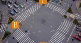 在城區這樣過馬路,要等紅綠燈多久?記者體驗后發現…