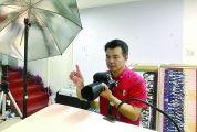 """市摄影学会副会长康庆新 从摄影""""门外汉""""到行业""""老师傅"""""""