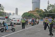 开摩托车或电动车的注意!王者28交警行动了,已有人被扣车、罚款!