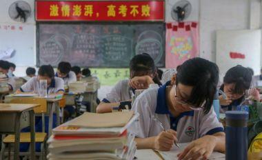 高考考生備戰忙