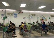 市一醫院率先取消門診靜脈輸液