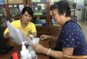 """端州志愿者之家志愿服务队队员曾玲美 帮助市民排除健康""""炸弹"""""""