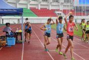 省青少年竞走锦标赛在肇收兵