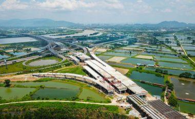 廣佛肇高速二期(肇慶段) 完成年度投資過半