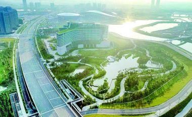 肇庆新区一批生活配套设施年内投入服务