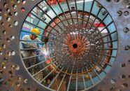 钢筋笼加工新技术助力广佛肇高速建设