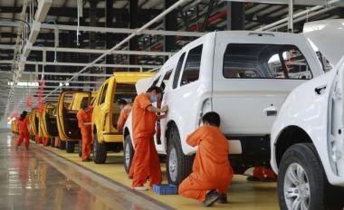 打造全国最大特种 专用车生产企业