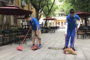 """市自闭症互助协会启动第二期心青年职业体验计划 """"星儿""""当清洁工加快融入社会"""