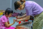 公益培訓給孩子們一個繽紛暑假