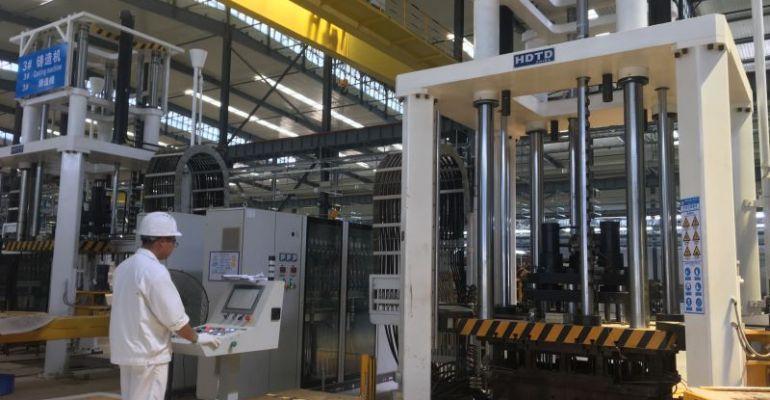 """庆动力金属大旺新厂投产在即 未来订单已让生产线处于""""满负荷""""状态"""