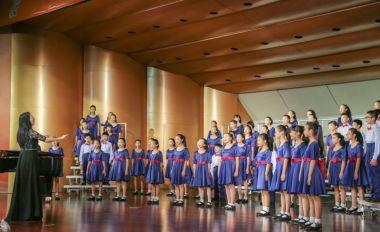第七屆中國童聲合唱節閉幕