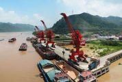 西江水运助力大湾区建设