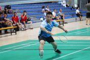 高新区总工会 举办职工羽毛球赛