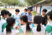 德庆县公安局退伍军人何伟杰 脱下军装着警服 军心不改护平安