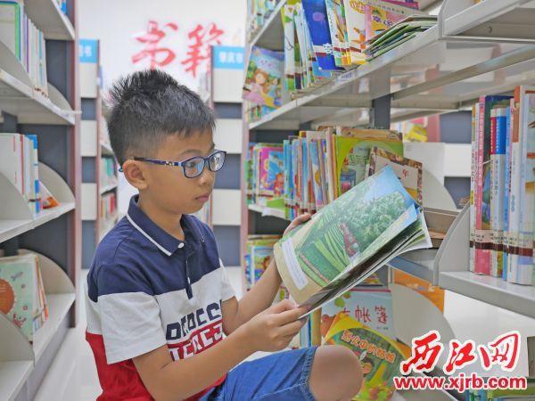 蔡铭良。 西江日报记者 吴威豪 摄