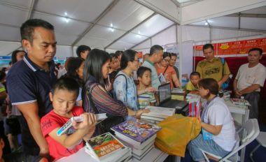 南国书香节肇庆分会场 豪门线上娱乐-气氛热情不减