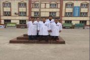 """肇慶援疆醫生的自述:工作、學習、總結,這就是我的""""援疆之路"""""""