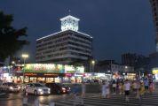 生产它的厂家都倒闭了,它依然坚强地屹立在肇庆市中心 新贸大钟:升级改造老地标重获新生